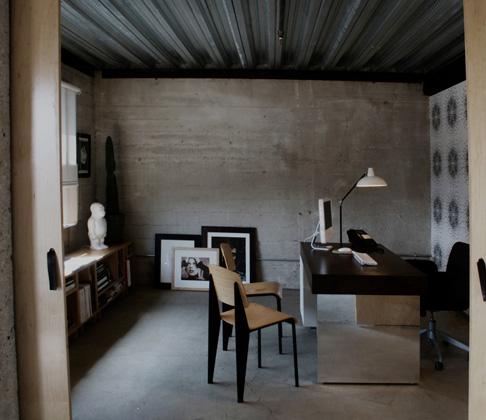 Laser rosenberg for Loft office design